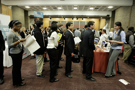 Job Fair Exhibitor Info