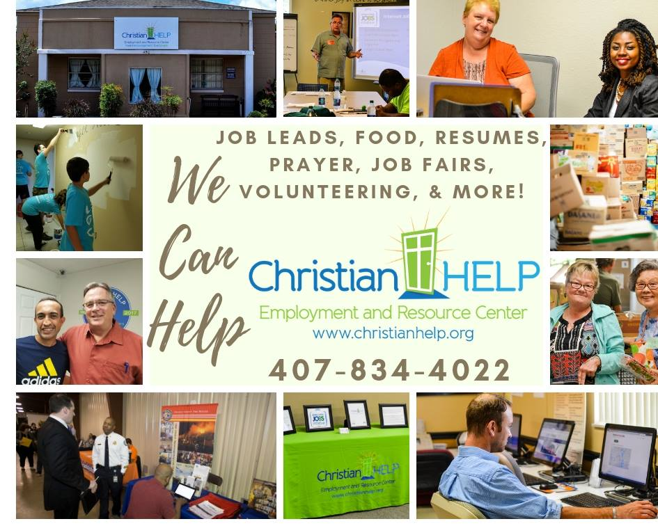Christian HELP Employment and Resource Center